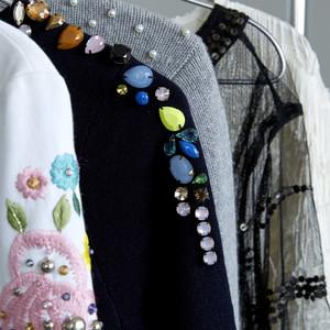 How to Wash Embellished Clothing