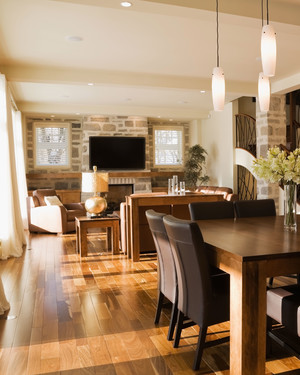 Go With the Grain: Caring for Wood Floors and Furniture