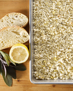 Fresh Bread Crumbs Recipe Amp Video Martha Stewart