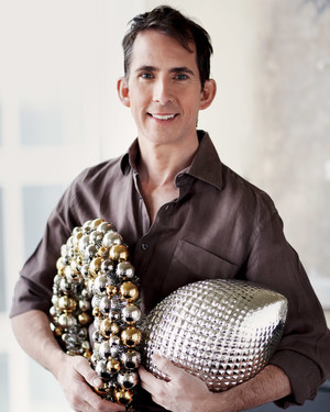 Kevin Sharkey's Showstopping Centerpieces