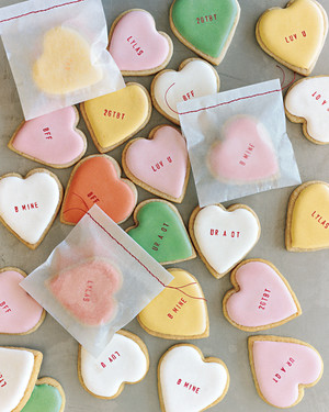25 Heart-Shaped Treats to Send Your Valentine