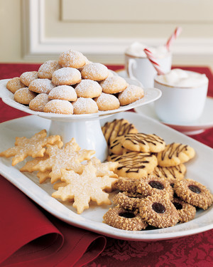 Holiday Cookies for Santa