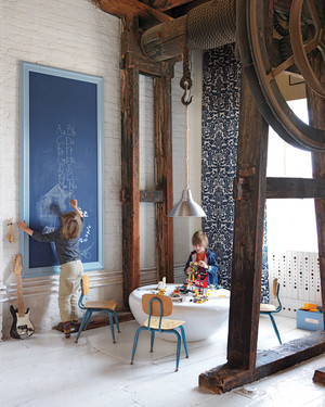 Decorating Kids' Spaces