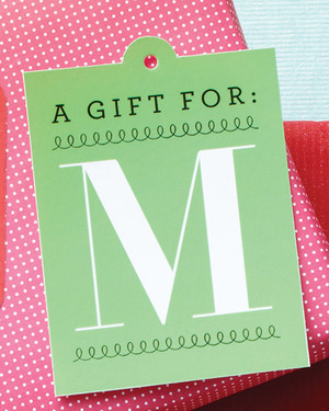 Personalize It with Monogram Crafts