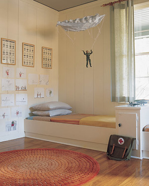 Home Tours of Cool Spaces for Kids