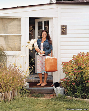 Home Tour: Beach Bungalow