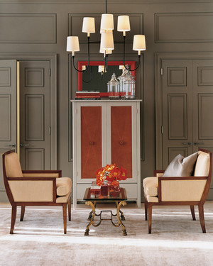Decorating with Fall Colors