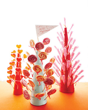 Ultra-Creative Candy Centerpieces to Sweeten the Celebration