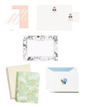 12 Stationery Sets That Prove Old-Fashioned Mail is Still the Best