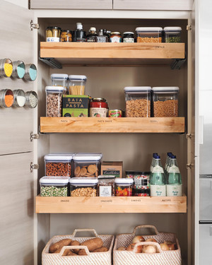 Kitchen Cabinets Shelves Ideas Magnificent Small Kitchen Storage Ideas For A More Efficient Space  Martha . Design Decoration