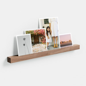 Artifact Uprising Wooden Photo Ledge