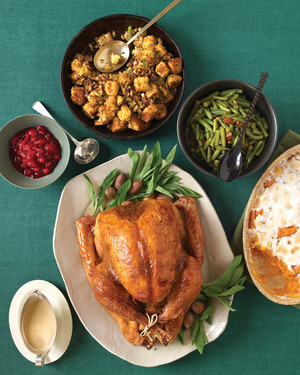 Easy Thanksgiving Menus
