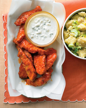 Football Appetizers to Kick Off the Big Game