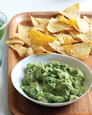 Scoop 'Em Up: Salsas and Guacamole for Cinco de Mayo