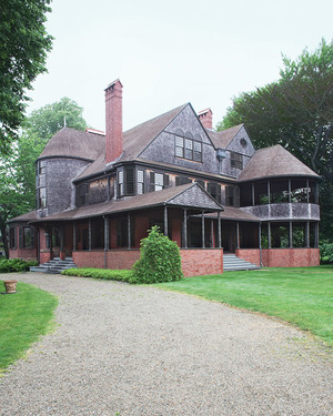 Isaac Bell House in Newport, RI