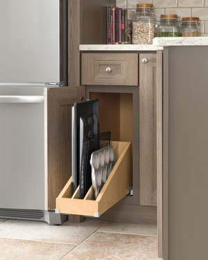 Kitchen Storage Ideas for the Chef Extraordinaire
