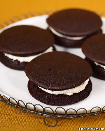 Delicieux Cranberry Island Whoopie Pies