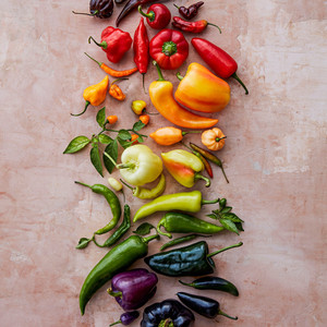 How to Cook with Fresh Peppers, from Mild Bells to Super-Spicy Habaneros
