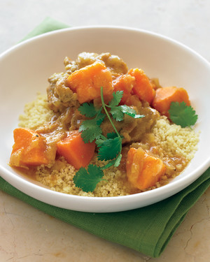 Moroccan chicken stew with sweet potatoes forumfinder Image collections