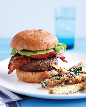 Burger, Sausage, Hot Dog, and Slider Recipes