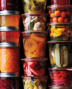 Jam, Jelly, and Pickle Recipes: Quicker and Easier Ways to Preserve