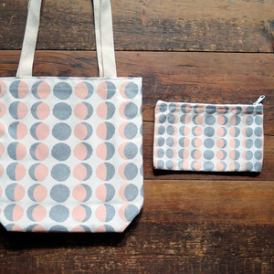 Exclusive Pouch and Tote Set
