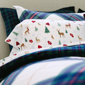Martha Stewart Collection Flannel Sheets