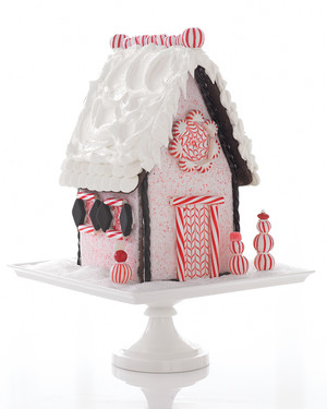 How to Make a Peppermint House