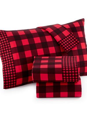 plaid-flannel-sheets-1015.jpg (skyword:196060)