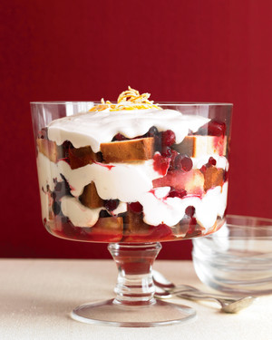 A Trifle is the Ultimate Holiday Dessert