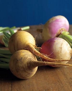 Turnip and Rutabaga Recipes