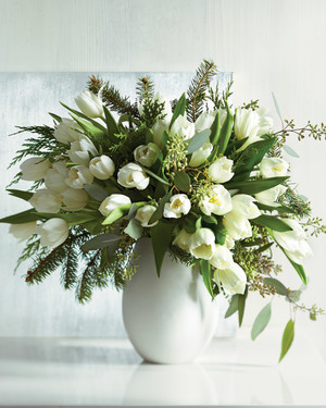 17 Spectacular Winter Centerpieces