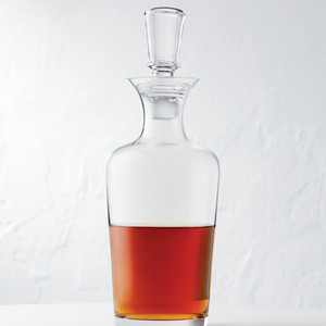 Martha Stewart Collection Glass Decanter