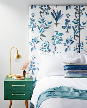 10 DIY Headboard Ideas to Give Your Bed a Boost