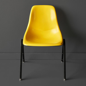 yellow chair product