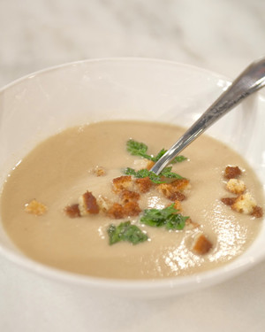 Cauliflower Soup Martha Stewart