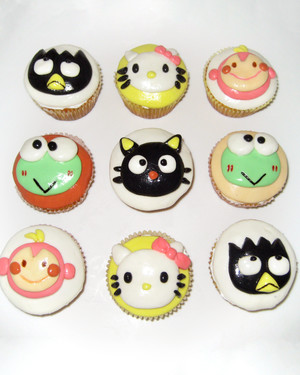 Cutest Cupcakes 2008 Contest Winners