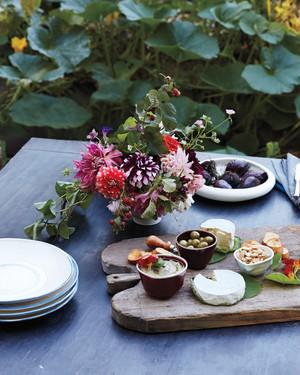 弗朗西斯·帕尔默的花园到餐桌夏季食谱