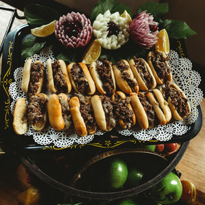 Mini Cheesesteaks