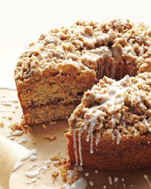 Recipes for streusel coffee cake
