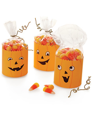 Halloween Treat Bags and Favors