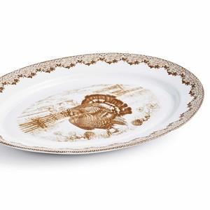 Martha Stewart Collection Harvest Platter