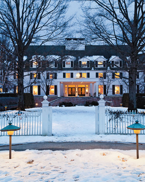 A Winter Getaway to Woodstock