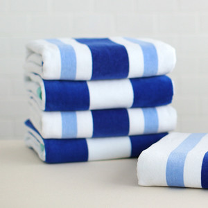 How to Fold a Beach Towel