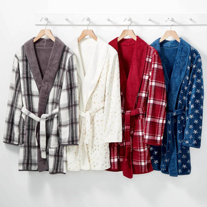Martha Stewart Collection Bath Robes
