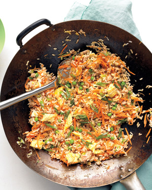 Pork fried rice recipe video martha stewart pork fried rice ccuart Images