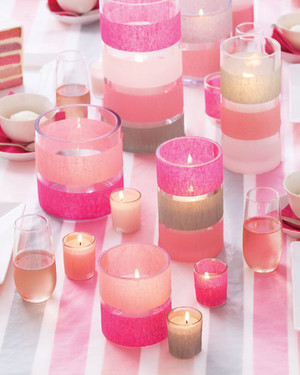20 Candle Centerpieces That'll Brighten Any Party