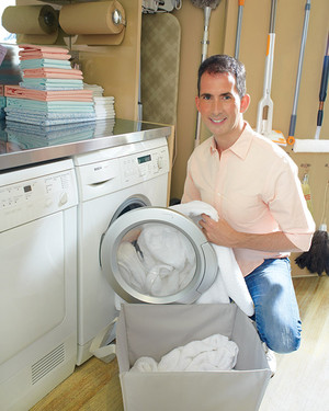 Kevin's Laundry Room Organizers