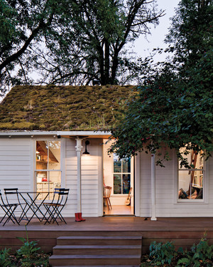 Home Tour: An Eco-Friendly Cottage in Portland