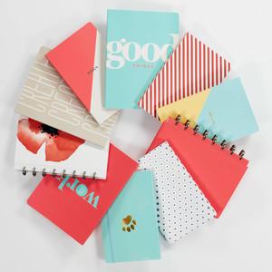 Martha Stewart Notebooks